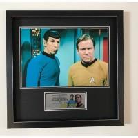 William Shatner and Leonard Nimoy Montage 2 (Star Trek)