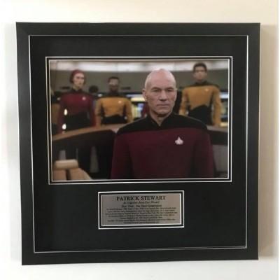 Patrick Stewart Montage (Star Trek)