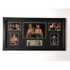 Joe Calzaghe and Ricky Hatton Montage