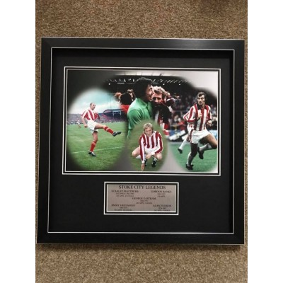 Stoke City Legends Montage