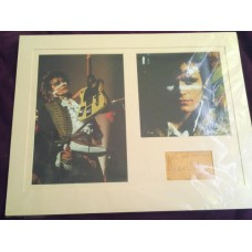 Adam Ant autograph (Adam And The Ants)