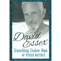 David Essex Signed Book (Travelling Tinker Man & Other Rhymes)