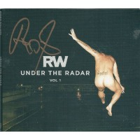 Robbie Williams Signed Album (Under the Radar Vol. 1)