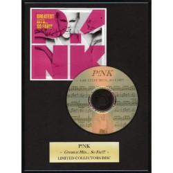P!NK - Greatest Hits... So Far!!!