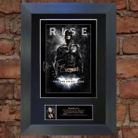 Christian Bale Pre-Printed Autograph (The Dark Knight Rises)