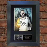 Jay Hernandez Pre-Printed Autograph (Suicide Squad)