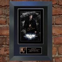 Michael Caine Pre-Printed Autograph (The Dark Knight Rises)