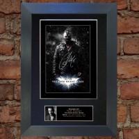 Tom Hardy Pre-Printed Autograph (The Dark Knight Rises)