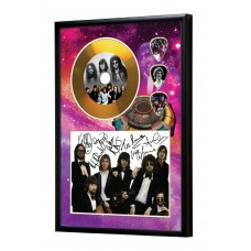 Electric Light Orchestra Gold Vinyl Display (Preprint)