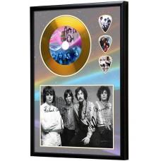 Pink Floyd Gold Vinyl Display (Preprint) - 1