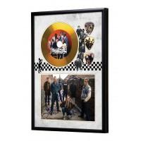 The Specials Gold Vinyl Display (Preprint) - 1