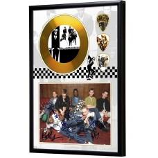 The Specials Gold Vinyl Display (Preprint) - 2