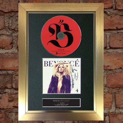 Beyonce Pre-Printed Autograph 2 (4)