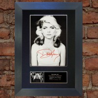 Debbie Harry Pre-Printed Autograph (Blondie)