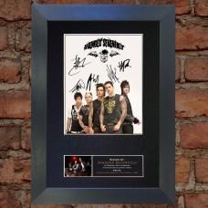 Avenged Sevenfold Pre-Printed Autograph