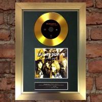 Bon Jovi Pre-Printed Autograph (These Days)