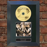 Bon Jovi Pre-Printed Autograph (Keep The Faith)