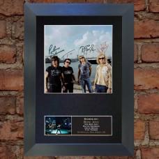 Bon Jovi Pre-Printed Autograph