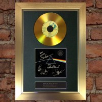 Pink Floyd Pre-Printed Autograph 1 (The Dark Side of the Moon)