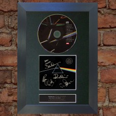 Pink Floyd Pre-Printed Autograph 2 (The Dark Side of the Moon)