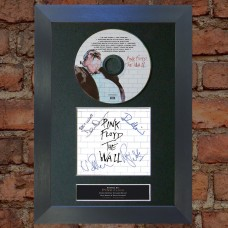 Pink Floyd Pre-Printed Autograph 2 (The Wall)