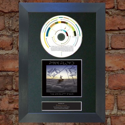 Pink Floyd Pre-Printed Autograph (The Endless River)