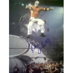 Rey Mysterio autograph