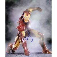 Robert Downey Jr autograph 1 (Iron Man)