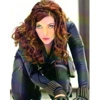 Scarlett Johansson autograph (Marvel The Avengers)