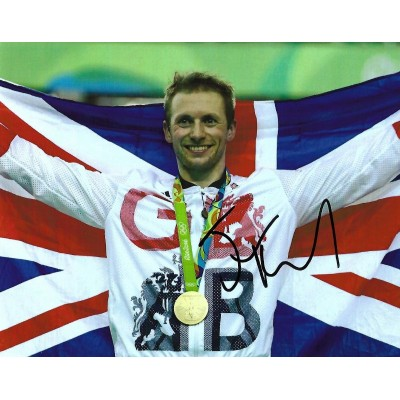 Jason Kenny autograph