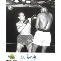 Henry Cooper autograph 5