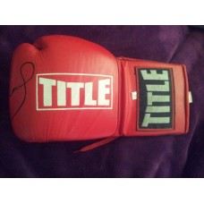 Danny Williams Signed Boxing Glove