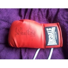 Henry Cooper Signed Boxing Glove 1