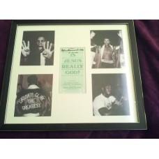 Muhammad Ali autograph 2