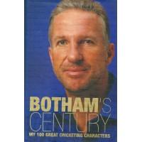 Ian Botham Signed Book (Botham's Century)