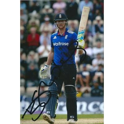 Ben Stokes autograph 1