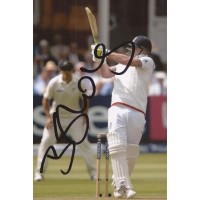 Ben Stokes autograph 2