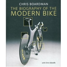 Chris Boardman Signed Book (The Biography of the Modern Bike)