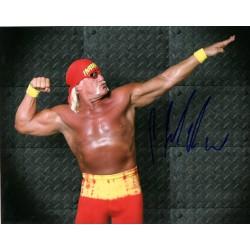 Hulk Hogan autograph