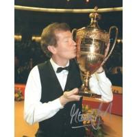 Steve Davis autograph 1