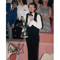 Steve Davis autograph 4