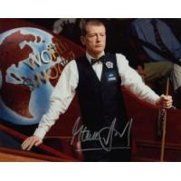 Steve Davis autograph 5