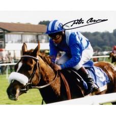 Willie Carson autograph 1