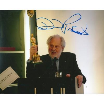David Puttnam autograph