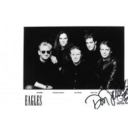Don Felder The Eagles autograph