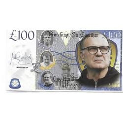 Leeds Utd  Novelty Note